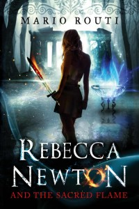 Rebecca Newton and the Scared Flame image